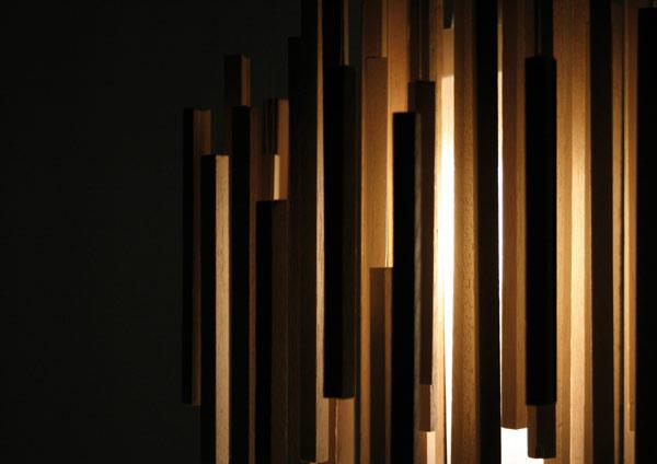 colección de lámparas de Arturo Álvarez