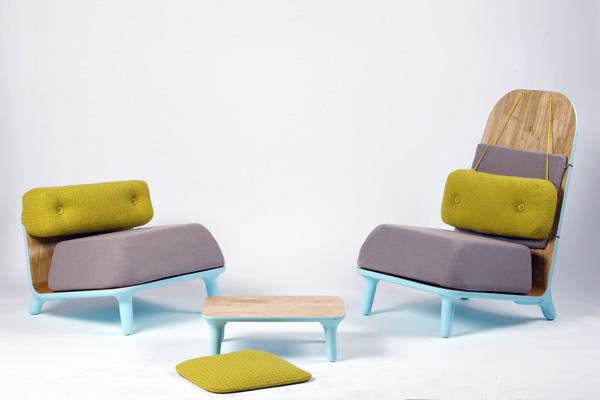 Wòyóu, exposición de China Design Market