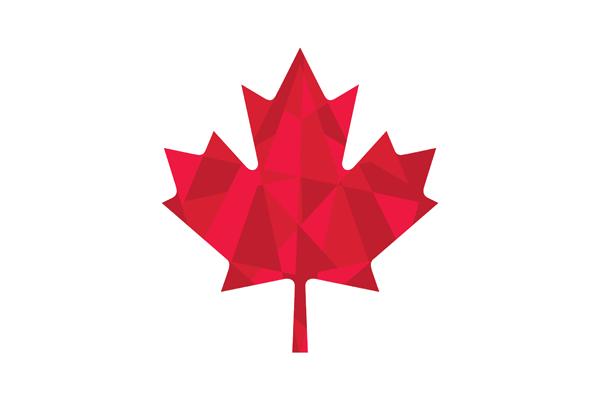 Identidad visual olímpica de Canadá por Ben Hulse