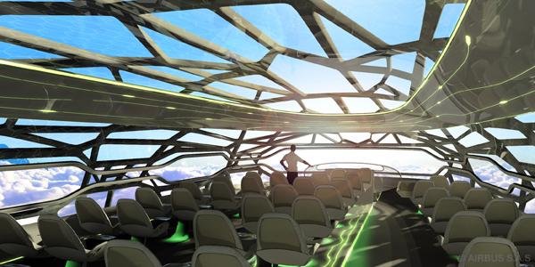 Avión de Airbus para el 2050