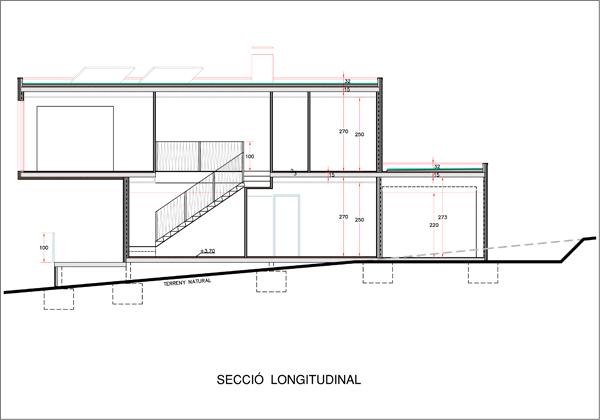 Vivienda contenedor dise o arquitect nico i - Casas contenedor espana ...