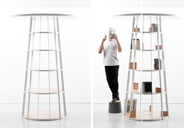 Ankara Star, mobiliario francés por Constance Guisset