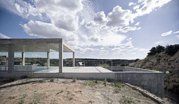 Casa Rufo, la arquitectura de Alberto Campo Baeza