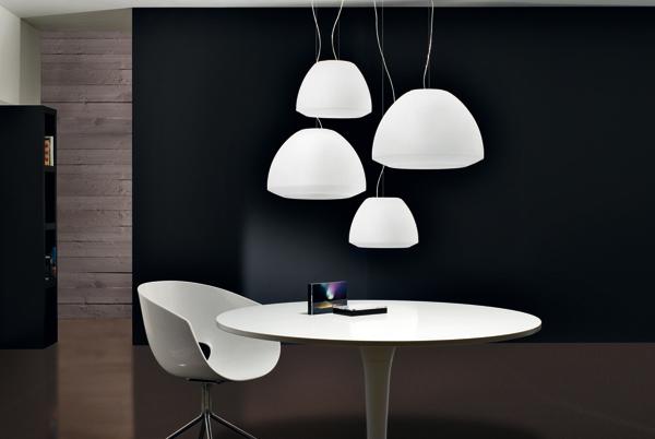 Lámparas de Manuel Vivian, Spillray y Kudlik