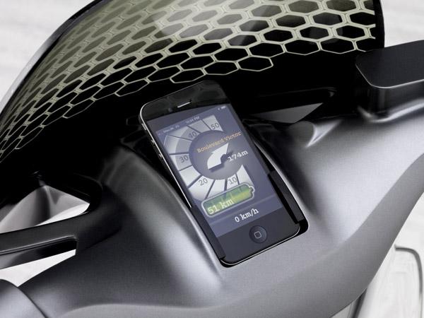 Smart el Escooter eléctrico
