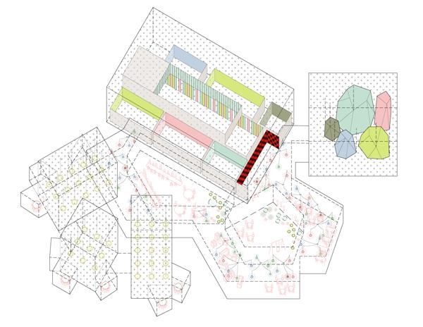 Equipamiento hostelero, Lolita por Langarita-Navarro Arquitectos