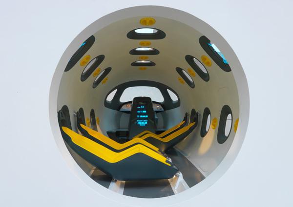 Marc Newson, diseño de vehículos