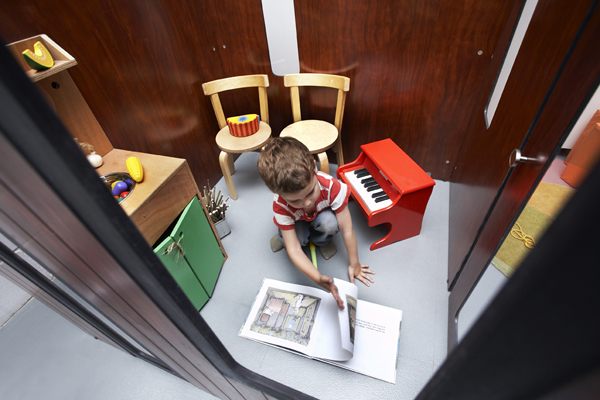 SmartPlayhouse, para niños