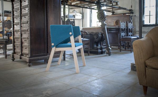 Ivetta Chair, Formabilio.