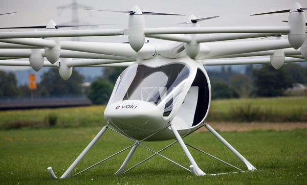 Volocopter CV200