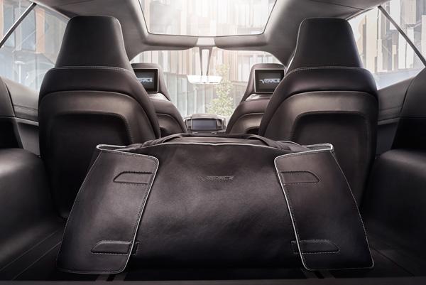 Interior S-Max Vignale Concept