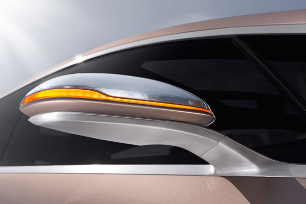 Retrovisor S-Max Vignale Concept
