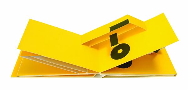 Numero, libro de Marion Bataille