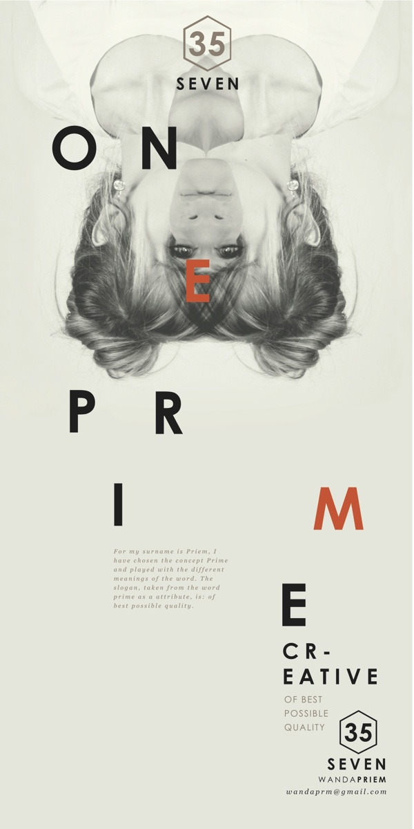 Autopromoción Wanda Priem