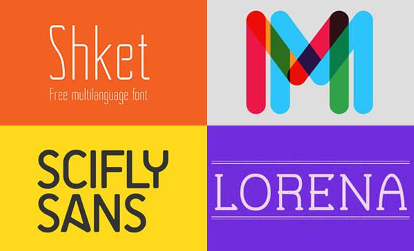 webnell tipografía gratis