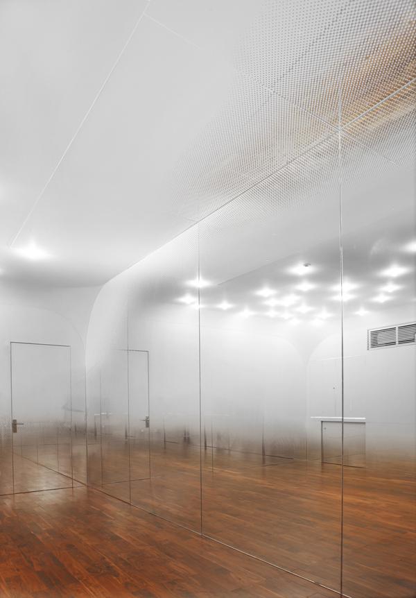 Anzas Dance Studio en Pekín