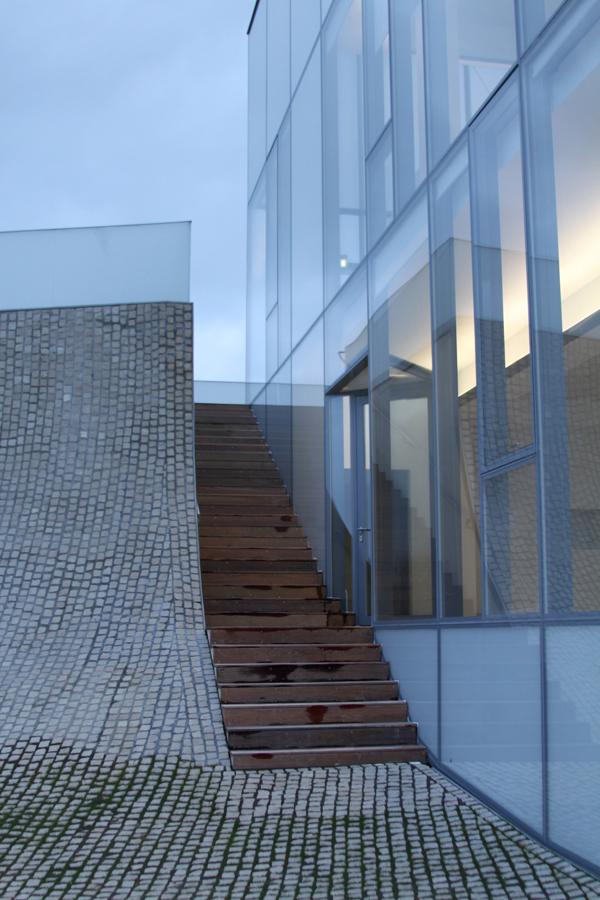 Cité de l'Ócean et du Surf, proyecto de Steven Holl