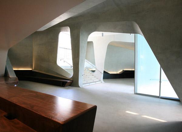 Los Angeles Museum of the Holocaust, de Belzberg Architects