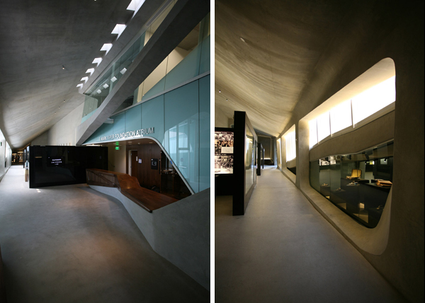 Los Angeles Museum of the Holocaust, de Belzberg Architects