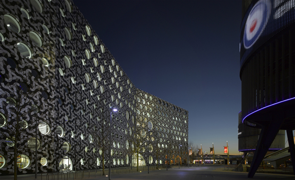 Ravensbourne College of Innovation in Digital Media and Design