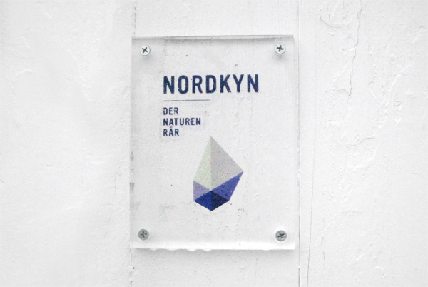 Neue Design Studio la identidad visual corporativa de Nordkyn