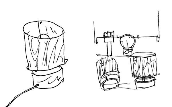 Muebles, lámparas y objetos de Álvaro Siza Vieira