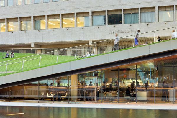 Hypar Pavilion, Diller Scofidio y Renfro