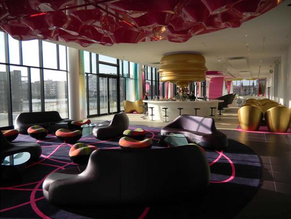 Hotel Nhow Berlín de Karim Rashid