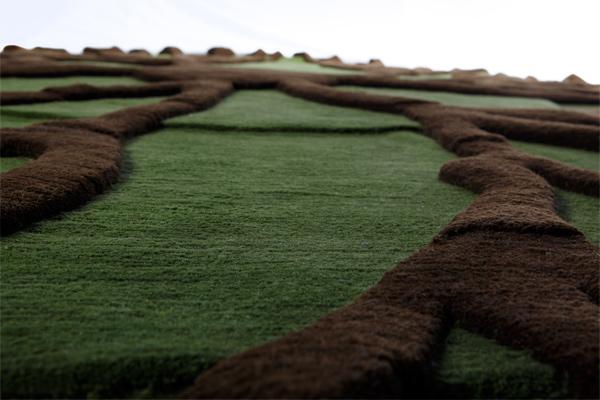 RootsLa alfombra Roots de Matali Crasset