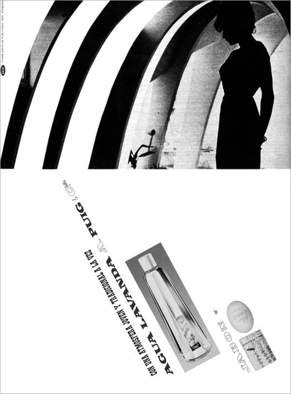 Gráfica publicitaria para Puig, Alexandre Cirici i Pellicer
