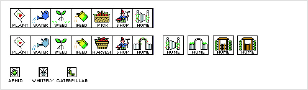 Susan Kare, para la interfaz digital