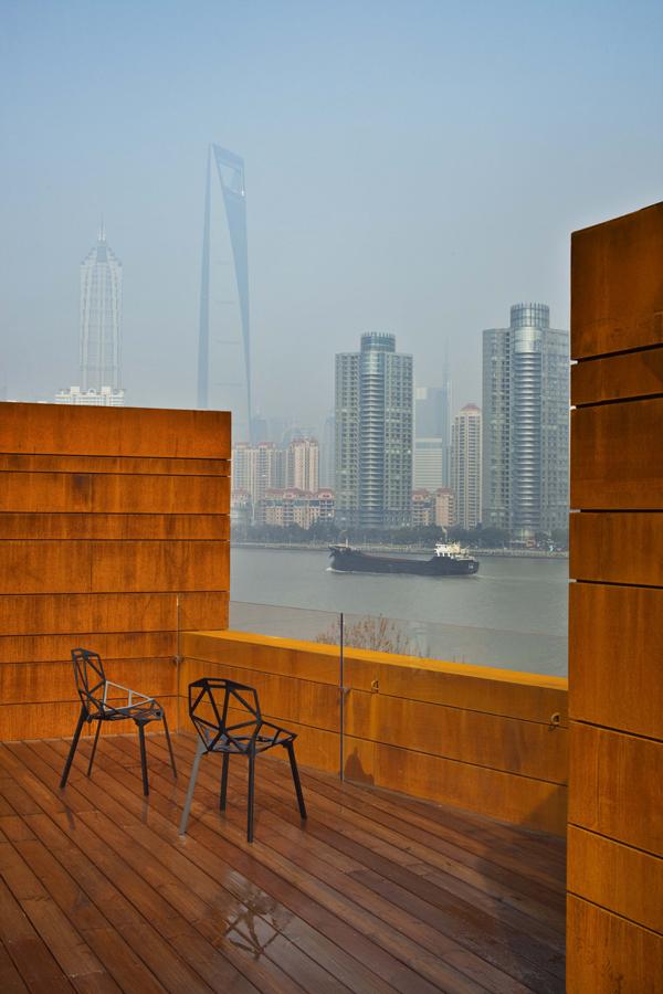 Hotel Waterhouse de Neri & Hu en Shangai