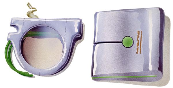 Objetos inchables, diseños españoles