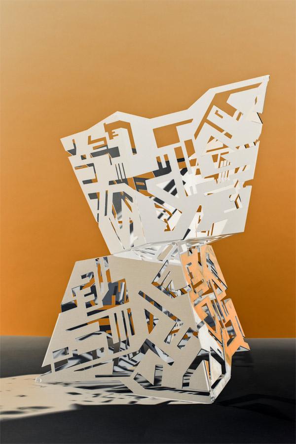 Hellraiser por Karim Rashid para la firma italiana Alessi