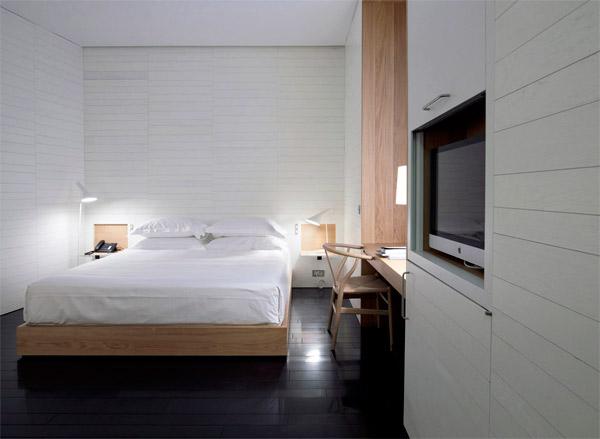 Hotel Atrio, por Mansilla y Tuñón