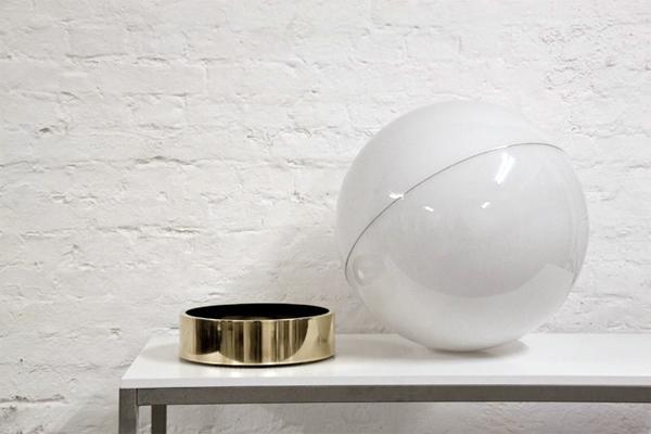 Lámpara interactiva X&Y de Flynn Talbot