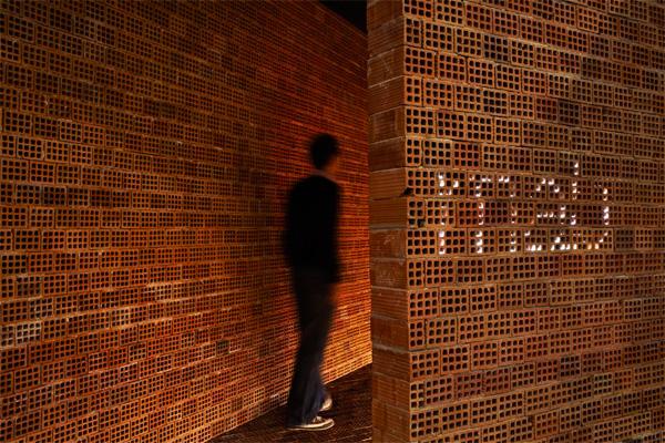Pabellón Plinthos de Mab Architecture