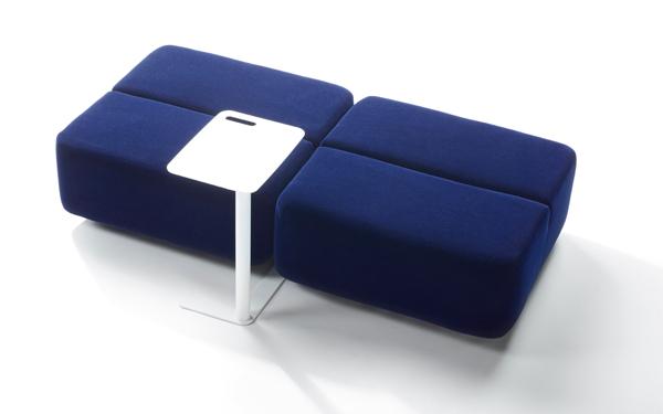 Diseño mobiliario por Martela