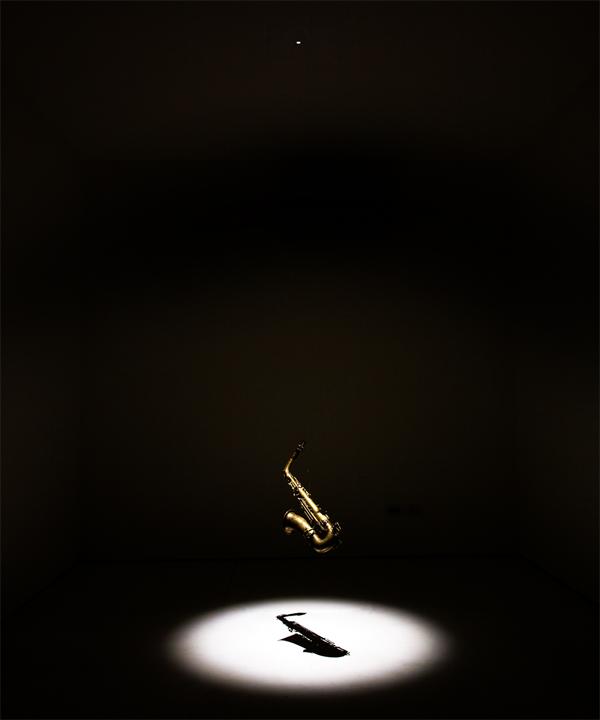 Nulla, la lámpara invisible de Davide Groppi