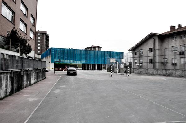 Polideportivo en Barakaldo por Garmendia Arquitectos