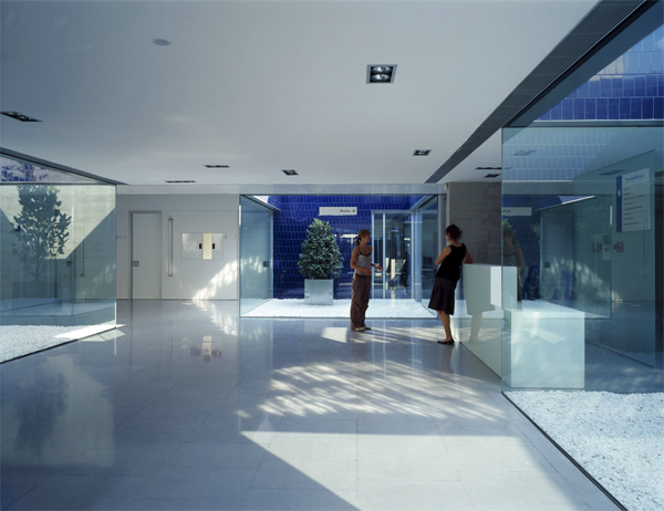Centro de Salud por Estudio Entresitio