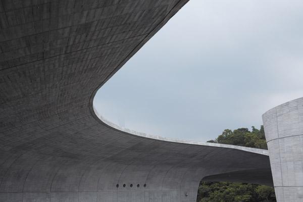 Centro de visitantes Sun Moon Lake de Norihiko Dan and Associates