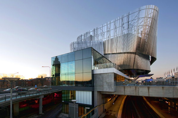 Hotel, restaurante y centro de congresos de White Arkitekter y Jarl Asset Management