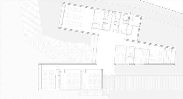 Colegio Mirador de BmasC Arquitectos