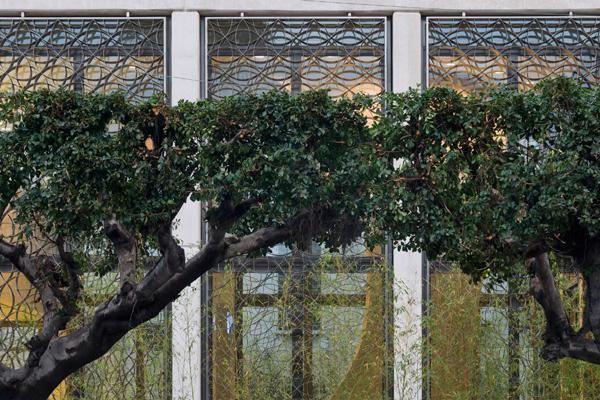 La Arquitectura islámicapara el BMCE de Foster + Partners