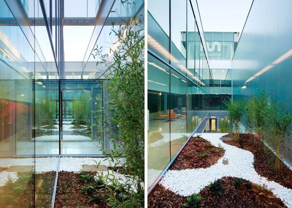 Facultad de Empresariales de Hoz Fontán Arquitectos