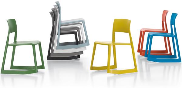 Tip ton, silla de Edward Barber y Jay Osgerby