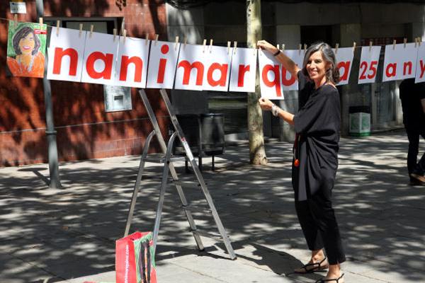 Nanimarquina, 25 años-