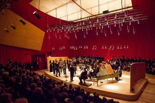 Auditorio de Aquila-