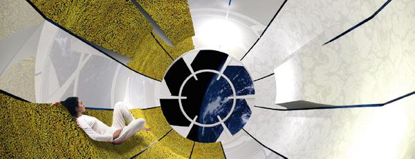 Hoteles en el espacio-